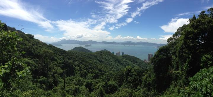 victoria peak, hong kong, пик виктория, гонконг