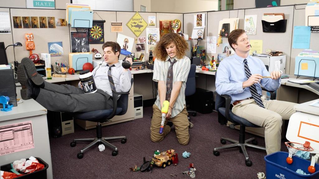 кто работал в офисе сложно форум только племянницу свою